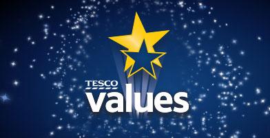 Tesco Values Awards